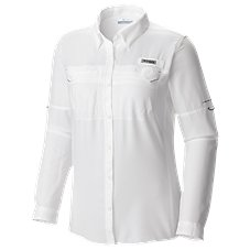 Columbia PFG Lo Drag Long-Sleeve Shirt for Ladies Image