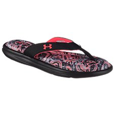 Under Armour Marbella Marble Sandals for Girls