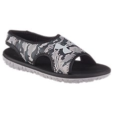 Under Armour Fat Tire Slide Sandals for Boys