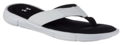 3238ee0c667a ... Men WhiteBlack 13 M  34.99 Under Armour Ignite II Thong Sandals work  hard to keep your feet cool