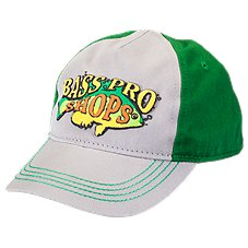 Bass Pro Shops Puff Fish Cap for Toddlers