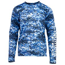 Columbia Super Terminal Tackle Long-Sleeve Shirt for Kids
