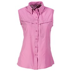 World Wide Sportsman Cape Coral Sleeveless Shirt for Ladies