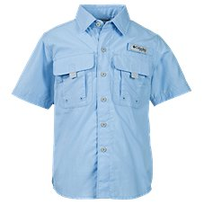 Columbia Bahama Short-Sleeve Shirt for Boys