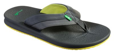 933ca1020011 ... you anytime you need to by slipping on Brumeister Sandals for Men from  Sanuk. Built around the proven underfoot deck of the popular Beer Cozy  sandal
