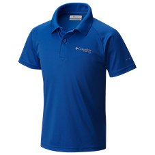 Columbia Terminal Tackle Polo Short-Sleeve Shirt for Toddlers or Boys