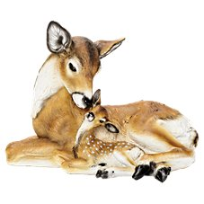 Deer Mother Statue