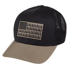 8a1b2c5363766 Columbia Tree Flag Mesh Ball Cap