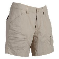 World Wide Sportsman Crystal River Nylon Shorts for Ladies