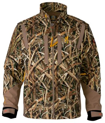 Browning Wicked Wing Windkill Jacket for Men - Mossy Oak Shadow Grass Blades - S thumbnail