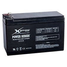 XPS Power Series Rechargeable Sealed Lead Acid Battery