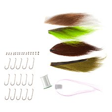 White River Fly Shop Masters Deep Minnow Freshwater Fly Tying Kit Image
