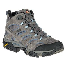 Merrell Moab 2 Mid Waterproof Hiking Boots for Ladies