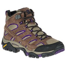 Merrell Moab 2 Vent Mid Hiking Boots for Ladies