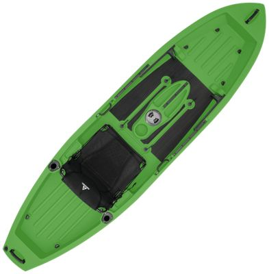 Click here to buy Ascend 10T Sit-On-Top Kayak - Lime.