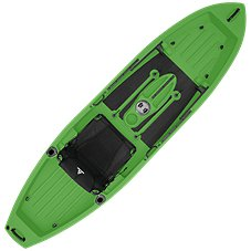 Ascend 10T Sit-On-Top Kayak - Lime