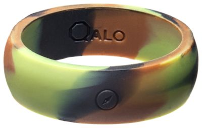 Camo Silicone Ring for Men