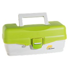 Plano Ready-Set-Fish 1-Tray Tackle Box for Kids