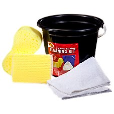 Detailer's Choice 4 Piece Car Wash Cleaning Kit