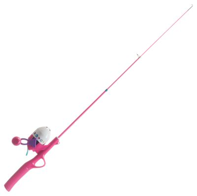 Shakespeare barbie rod and reel backpack fishing kit for for Backpack fishing rod