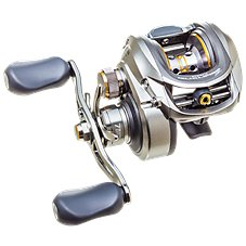 Bass Pro Shops Pro Qualifier 2 Baitcast Reel Image