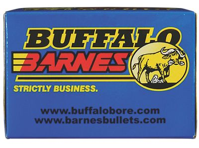 Buffalo Bore Lead-Free Centerfire Rifle Ammo  by