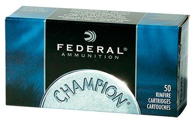 Federal Champion Magnum Rimfire Ammo by