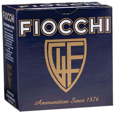 Fiocchi Game And Target Load Shotshells 12 Gauge 8 25 Rounds 1 Oz, Gun Ammunition in USA & Canada