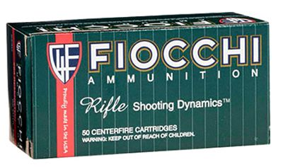 Fiocchi Shooting Dynamics Centerfire Rifle Ammo .308 Winchester 150 Grain 20 Rounds Pointed Sp, Gun Ammunition in USA & Canada