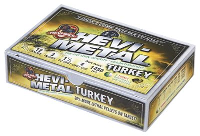 HEVI-Shot HEVI-Metal Turkey Load Shotshells
