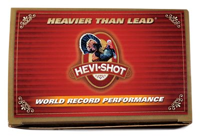 HEVI-Shot HEVI-13 Turkey Loads – 12 Gauge – 3″ – 2 oz. – #7 Shot