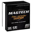 Magtech First Defense Copper Handgun Ammo