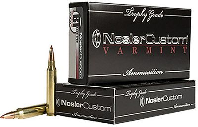 Nosler Trophy Grade Centerfire Rifle Ammo – .300 Remington Ultra Magnum – 165 Grain – 20 Rounds