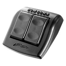 Bennett Marine Euro-Style Rocker Switch for Hydraulic Systems
