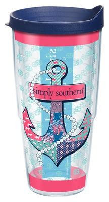 Tervis tumbler simply southern anchor with pearls - Simply southern backgrounds ...