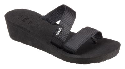 c0dd1f0496e ... Choose greatooks and great comfort for your summer fun with the Teva  Mush Mandalyn Wedgeoma Slide Sandals foradies. Comfortable enough to wear  all day