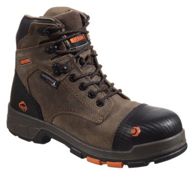 c343580fc75 Wolverine Blade LX Waterproof EPX Composite Toe Work Boots for Men ...