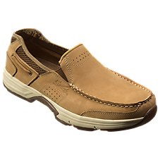 World Wide Sportsman Newport II Slip-On Boat Shoes for Men