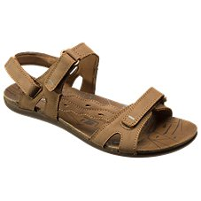333c397f877 Natural Reflections Olivia 3-Strap Sandals for Ladies