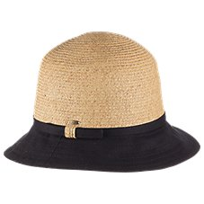 Scala Paper Braid Bucket Hat for Ladies