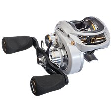 Bass Pro Shops Johnny Morris CarbonLite 2.0 Baitcast Reel Image