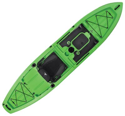 Click here to buy Ascend 12T Sit-On-Top Kayak.