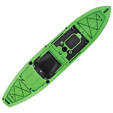 Ascend 12T Sit-On-Top Lime Kayak