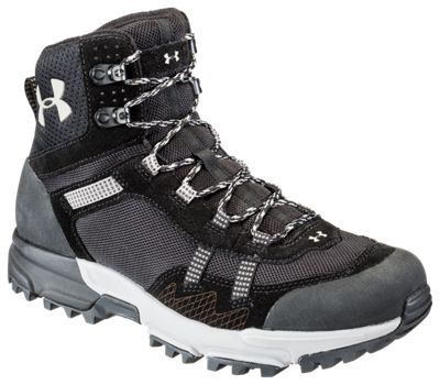 2ee5c64216e Under Armour Post Canyon Mid 20 Hiking Boots for Men Black 13MediumD
