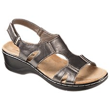 6adee4cb5 Natural Reflections Grace Wedge Sandals for Ladies