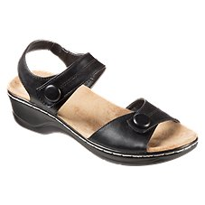 17d3fcbc505 Natural Reflections Athena Wedge Sandals for Ladies