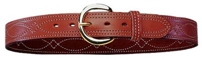 Bianchi B12 Reversible Fancy Stitched Belt  by