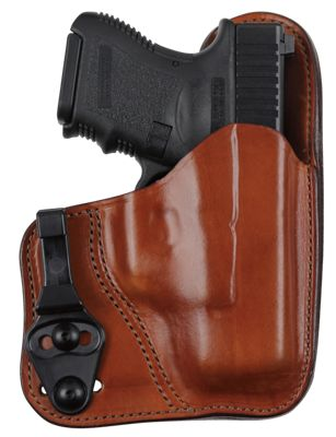 Bianchi 100T Professional Tuckable Inside-The-Waistband Holster Size 8 Colt Mustang by USA Bianchi Shooting & Gun Inside-The-Waist Holsters