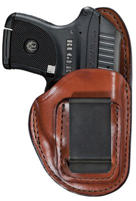 Bianchi 100 Professional Inside-The-Waistband Holster Size 6 Ruger Lcp by USA Bianchi Shooting & Gun Inside-The-Waist Holsters