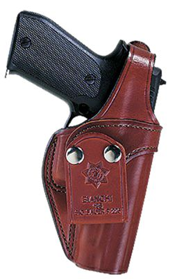 Bianchi 3S Pistol Pocket Inside-The-Waistband Holster 45 Auto Browning Hi-Power; Col by USA Bianchi Shooting & Gun Inside-The-Waist Holsters